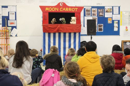 The Bear Facts Puppet Show